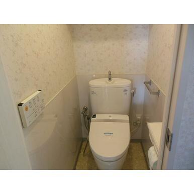 【トイレ】ライフコア東林間