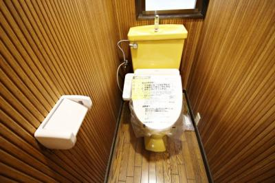 【トイレ】坂根第2ハイツ