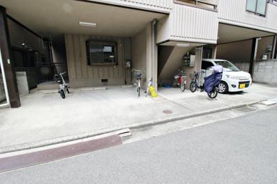 【駐車場】坂根第2ハイツ