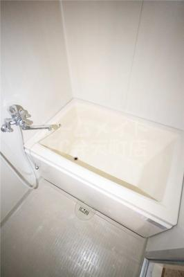 【浴室】港友マンション
