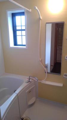 【浴室】ブラウンヴィラB