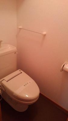 【トイレ】ブラウンヴィラB