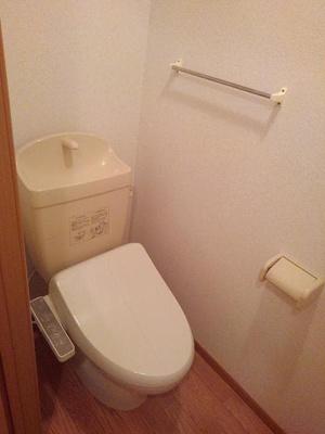 【トイレ】クィーンペガサス Ⅰ