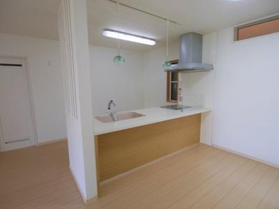 【キッチン】狭山一丁目一戸建て