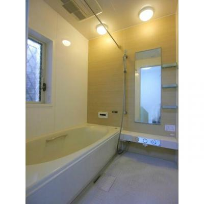 【浴室】狭山一丁目一戸建て