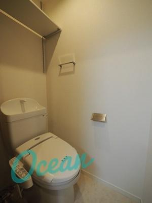 【トイレ】Glanz町屋Ⅱ