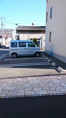 【駐車場】アルカンシエル