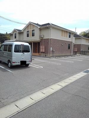 【駐車場】カーサ フェリーチェA