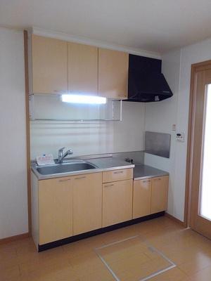 【キッチン】カーサ フェリーチェA