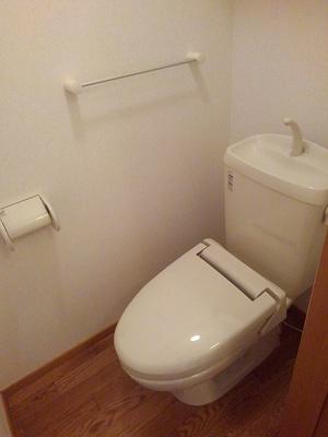 【トイレ】カーサ フェリーチェA