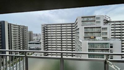 11階は眺望も最高です!