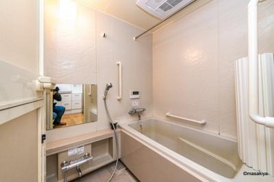 【浴室】ノルテながの