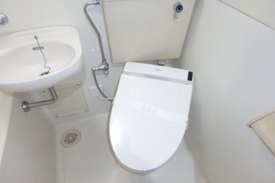 【トイレ】エステ新丸子