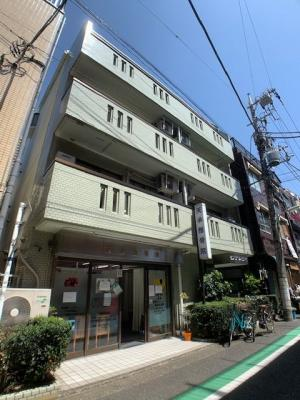 【外観】グリーンパレス・ナカムラ