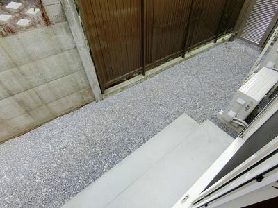 【庭】カサブランカ