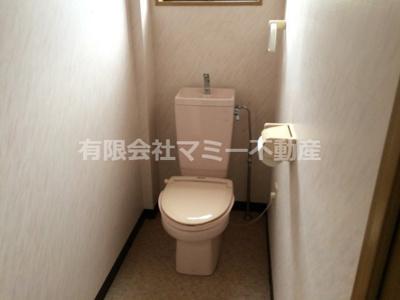 【トイレ】ときわ3丁目事務所