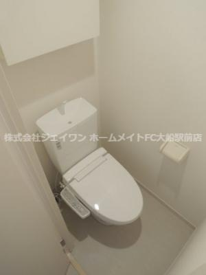 【トイレ】リブリ・鎌倉