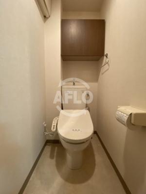 エイペックス梅田東II トイレ