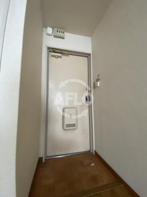 小島ビル 玄関スペース