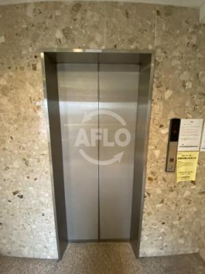 アール南森町 エレベーター