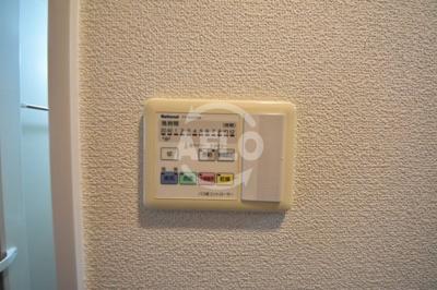 エスティライフ梅田新道 浴室乾燥機