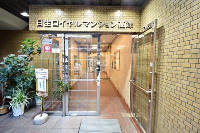 日生ロイヤル高津 エントランス