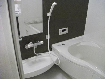 【浴室】サンライズ中西Ⅱ ※