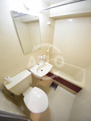 グローリー島之内 トイレ