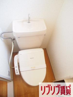 【トイレ】グランメール葛城