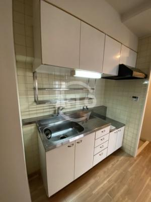 ICマンション キッチン