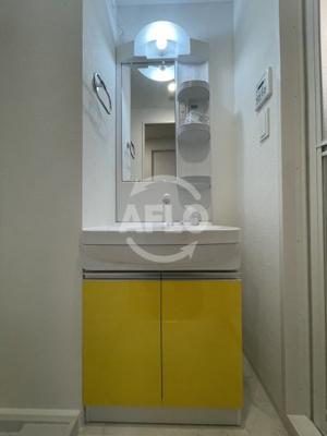 ビガーポリス405 独立洗面化粧台
