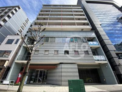 大阪謄写館ビル 外観
