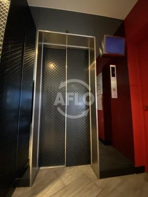 アクアプレイス梅田5 エレベーター