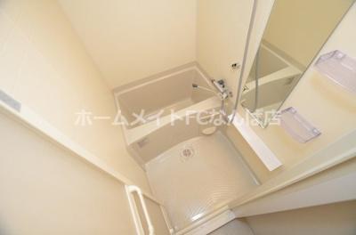 【浴室】プレサンス立売堀ベルヴィル