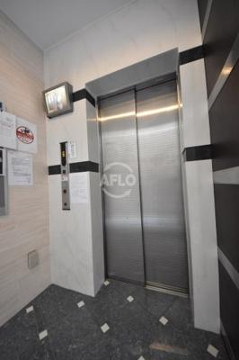 CITY SPIRE北梅田 エレベーター