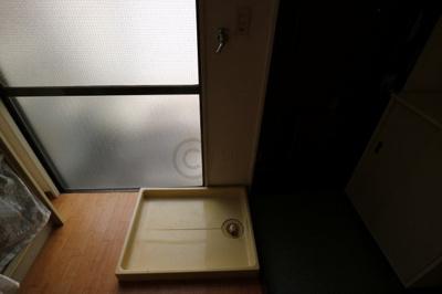 【洗面所】ハイツオークラシノハラ