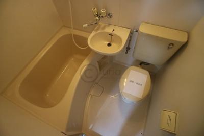 【浴室】ハイツオークラシノハラ