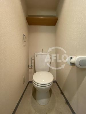 エスリード同心第3 トイレ