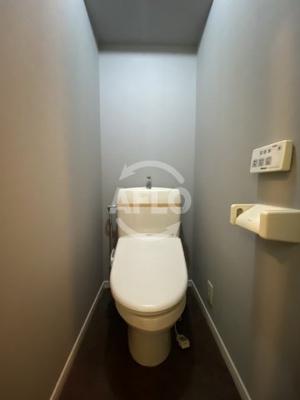 ナオシス長柄東 トイレ