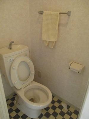 【トイレ】ブランノワールラヴィール南5条