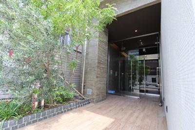 【エントランス】modern palazzo天神北