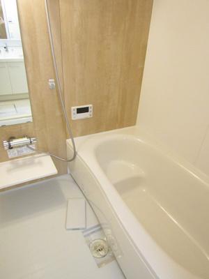 【浴室】ワイズコート松鴻