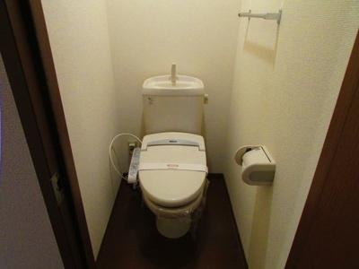 【トイレ】Belle ville 長良C