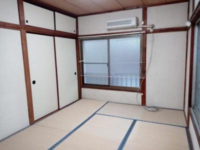 【居間・リビング】田中アパート