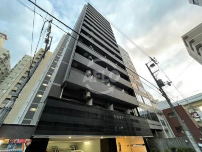 LUV☆心斎橋WEST 外観