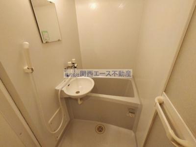 【浴室】レオパレスSYOU