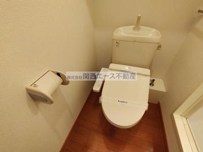 【トイレ】レオパレスSYOU