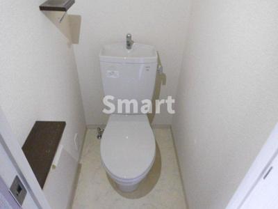 【トイレ】プロフ中野