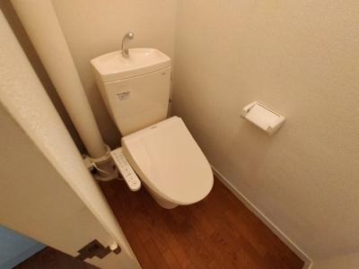 【トイレ】マチスハイツ