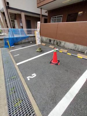 【駐車場】マチスハイツ